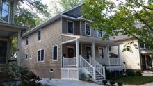 Narrow lot Custom Home-Haddonfield, NJ